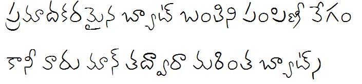 Suguna Bangla Font